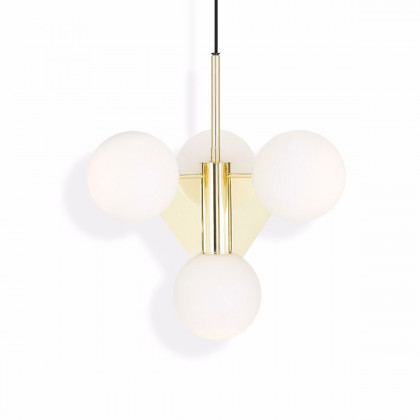 Tom Dixon Plane Short Chandelier Light