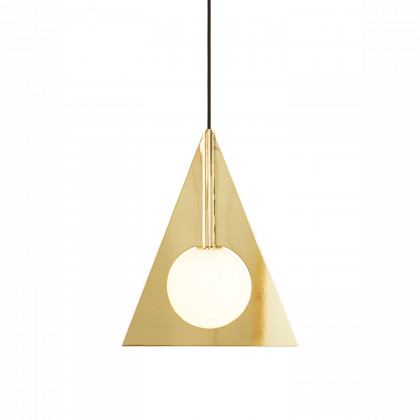 Tom Dixon Plane Triangle Pendant
