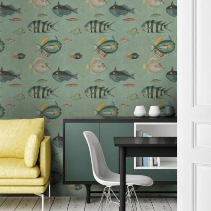 Mind The Gap Poissons Wallpaper