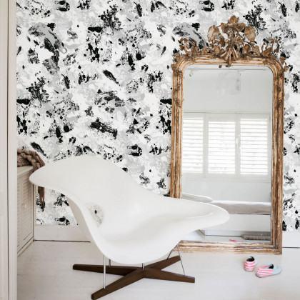 Coordonne Essentia 150/50 Pollock Wallpaper