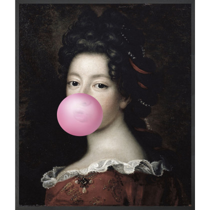 Mineheart Bubblegum Portrait