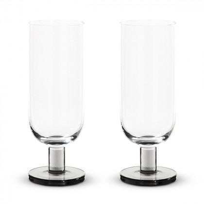 Tom Dixon Puck Highball Glasses (Set of 2)