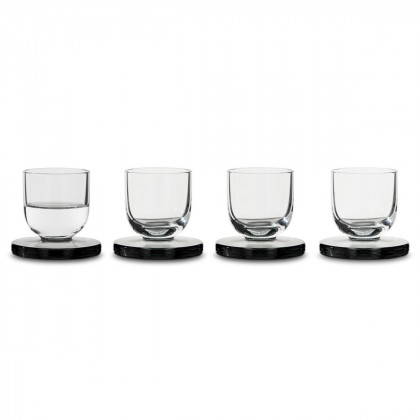 Tom Dixon Puck Shot Glasses (Set of 4)