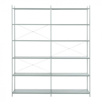 Ferm Living Punctual Shelving System - 2x6