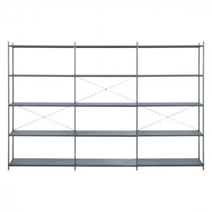 Ferm Living Punctual Shelving System - 3x5