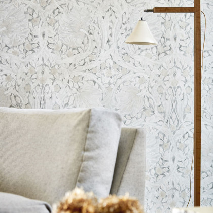 Morris and Co Pure Pimpernel Wallpaper