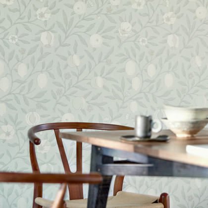 Morris and Co Pure Fruit Wallpaper