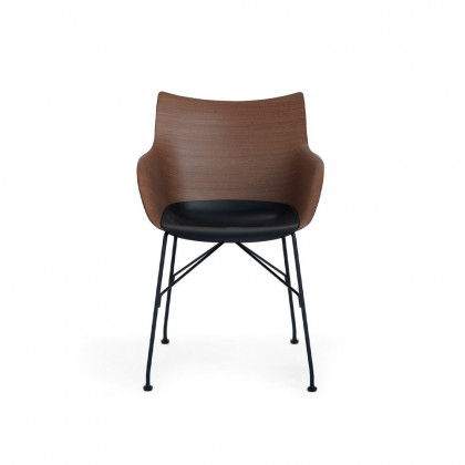 Kartell Q/Wood Dining Chair