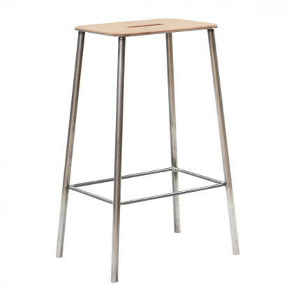 Frama Adam Stool Natural Leather