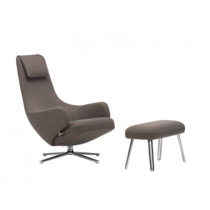Vitra Repos Lounge Chair And Panchina