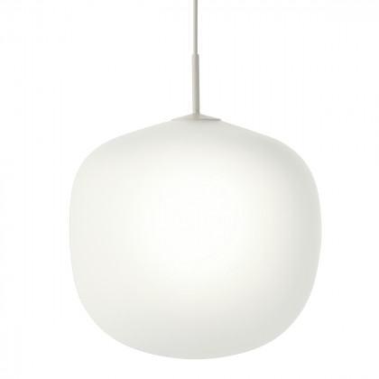 Muuto Rime Pendant Light-Grey-45cm