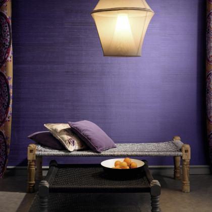 Elitis Forever Handmade Silk Shantung Wallcovering