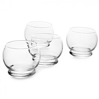 Normann Copenhagen Rocking Glasses - Pack of four