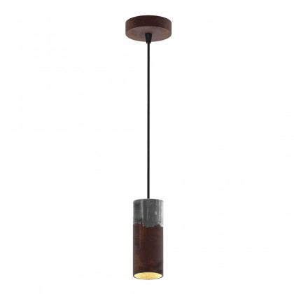 Karven Roest Vertical 15 Zinc Pendant Light