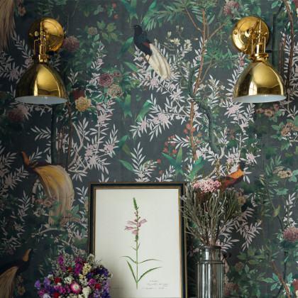 Mind The Gap Royal Garden Wallpaper