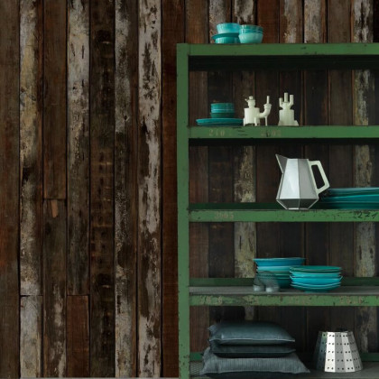 NLXL Scrapwood Wallpaper by Piet Hein Eek PHE-13