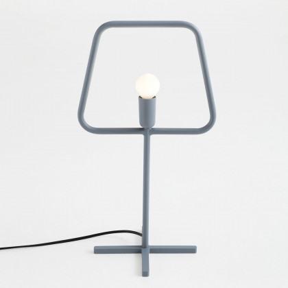 Adolfo Abejon Grey Slim S Table Lamp