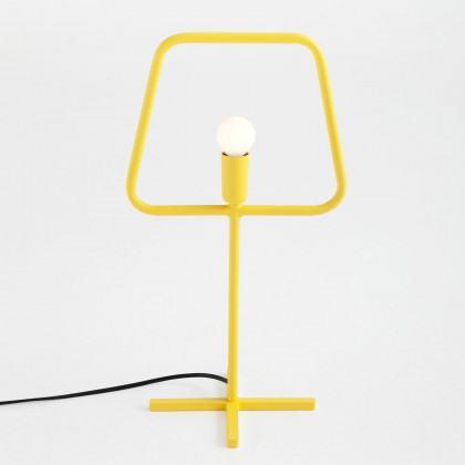 Adolfo Abejon Yellow Slim S Table Lamp