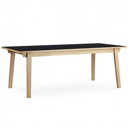 Normann Copenhagen Slice Linoleum Table