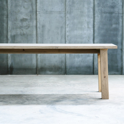 Heerenhuis SPO Solid Oak Dining Table MTM