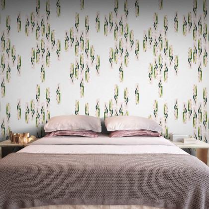 Feathr Spring Wallpaper by Sara Juvonen