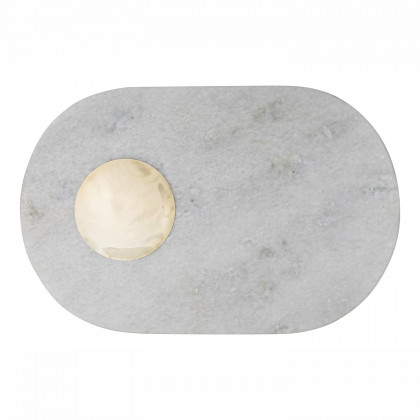 Tom Dixon Stone Chopping Board - Marble