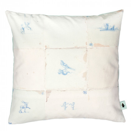 Studio Ditte Picturesque Tiles Cushion