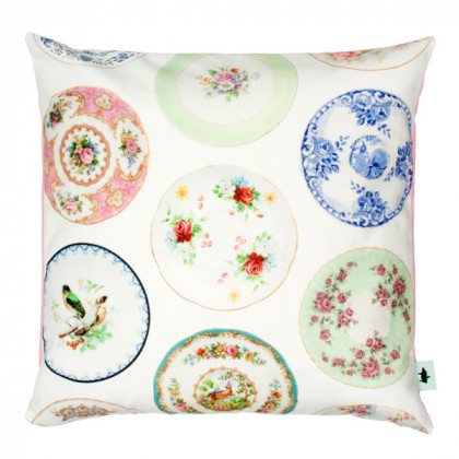 Studio Ditte Colorful Porcelain Cushion