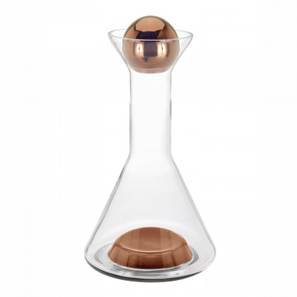 Tom Dixon Tank Decanter - Copper