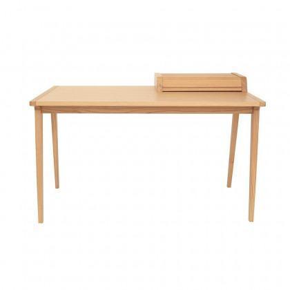 Colé Italian Design Label Tapparelle Oak Desk
