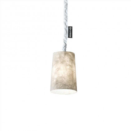 In-es.artdesign Paint Nebula Pendant Lamp - White