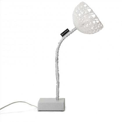 Trama T2 Table Lamp - White