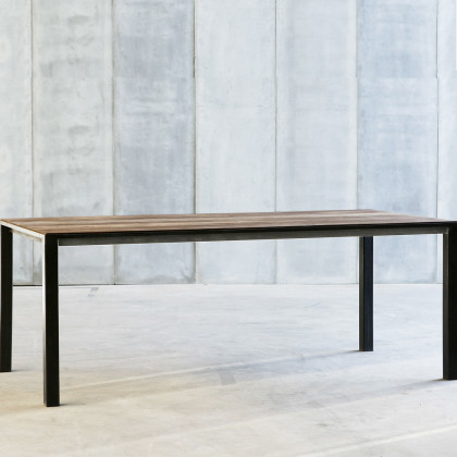 Heerenhuis CTR Teak Wood Dining Table MTM