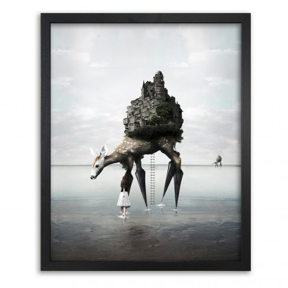 Mineheart The Migration Canvas Print