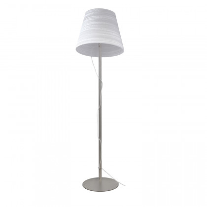 Graypants White Tilt Floor Lamp