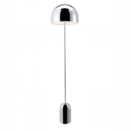 Tom Dixon Bell Chrome Floor Lamp - Chrome