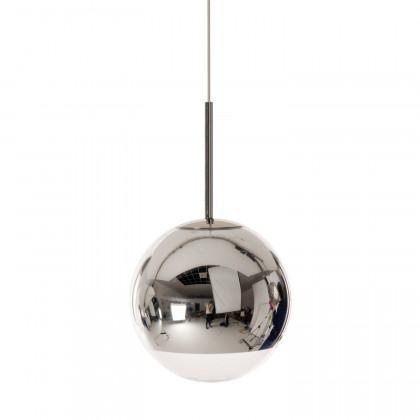 Tom Dixon Mirror Ball 25 Pendant Light - Chrome Silver