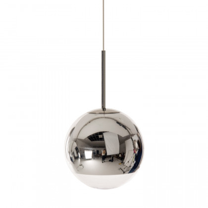 Tom Dixon Mirror Ball 25 Pendant Light - Chrome Silver