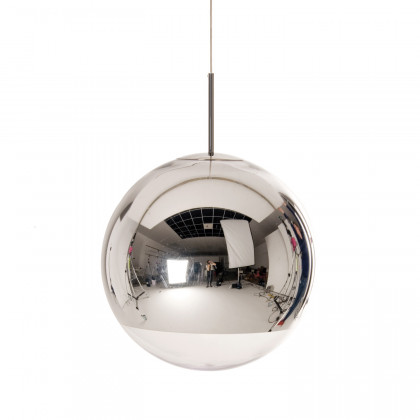 Tom Dixon Mirror Ball Pendant Light - 50