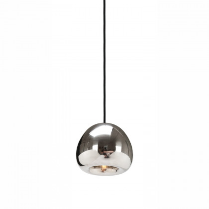 Tom Dixon Void Mini Pendant Light - Polished Steel