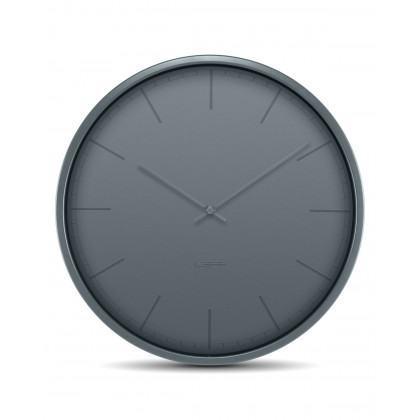 LEFF Amsterdam Tone35 Wall Clock - Grey
