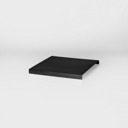 Ferm Living Tray For Plant Box-Black Brass