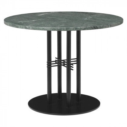 Gubi Ts Column Lounge Table - Round