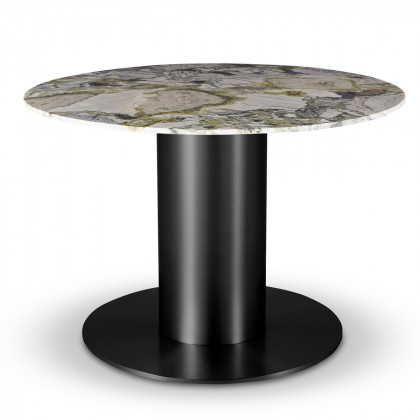 Tom Dixon Tube Wide Dining Table - 1100mm