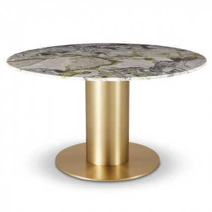 Tom Dixon Tube Wide Dining Table - 1400mm