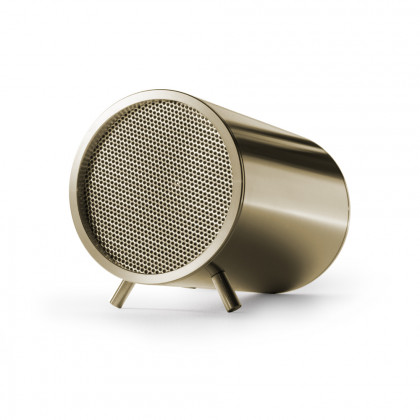 LEFF amsterdam X Piet Hein Eek Tube Bluetooth Speaker Brass