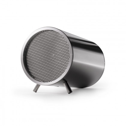 LEFF amsterdam X Piet Hein Eek Tube Bluetooth Speaker - Steel