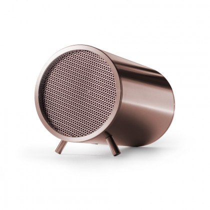 LEFF amsterdam X Piet Hein Eek Tube Bluetooth Speaker Copper