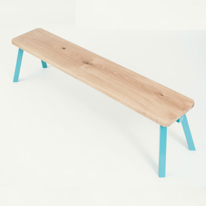 Ubikubi Myway Oak Bench