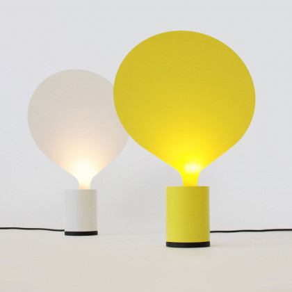 Vertigo Bird Balloon Table Lamp - Yellow